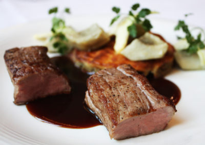 Restaurant Le Pont Tournant